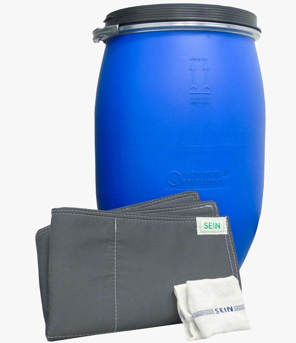 Tappeti assorbi liquidi e panni tecnici per pulizie industriali a noleggio